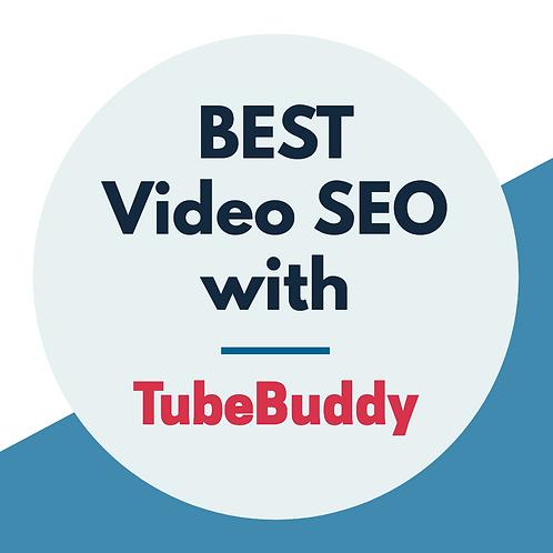 TubeBuddy - Discounts
