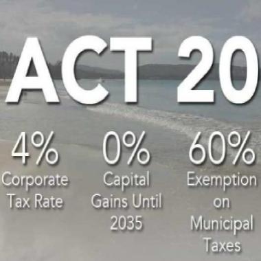 Act 20 - Initial Consultation