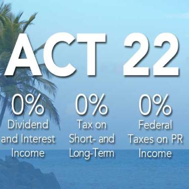 Guidance through Act 22 Decree