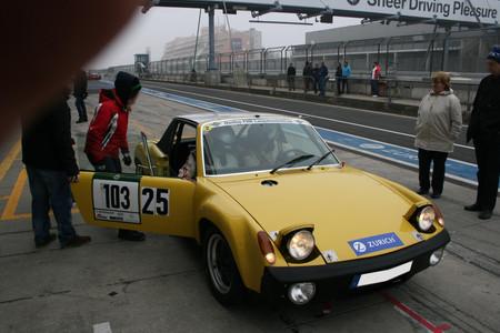24h-Nürburgring mit 914-6 GT