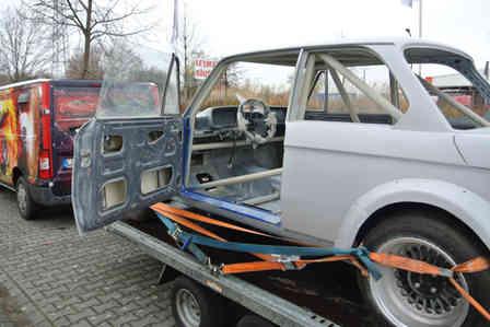 BMW02 GFK-Tür
