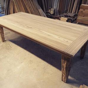Zebrawood Table