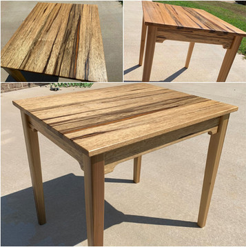 Black Limba Table