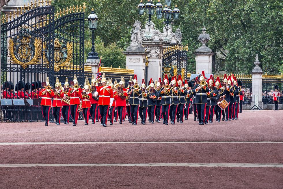 LONDON - What a Change
