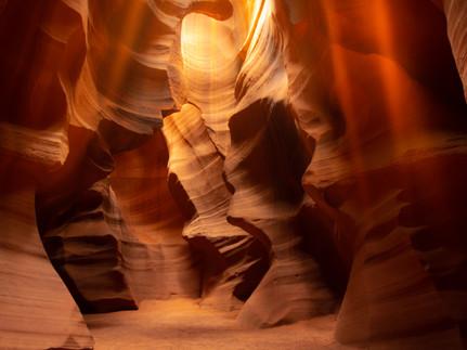 Antelope Canyon, Arizona - some tips on photographing