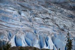 travel glacier