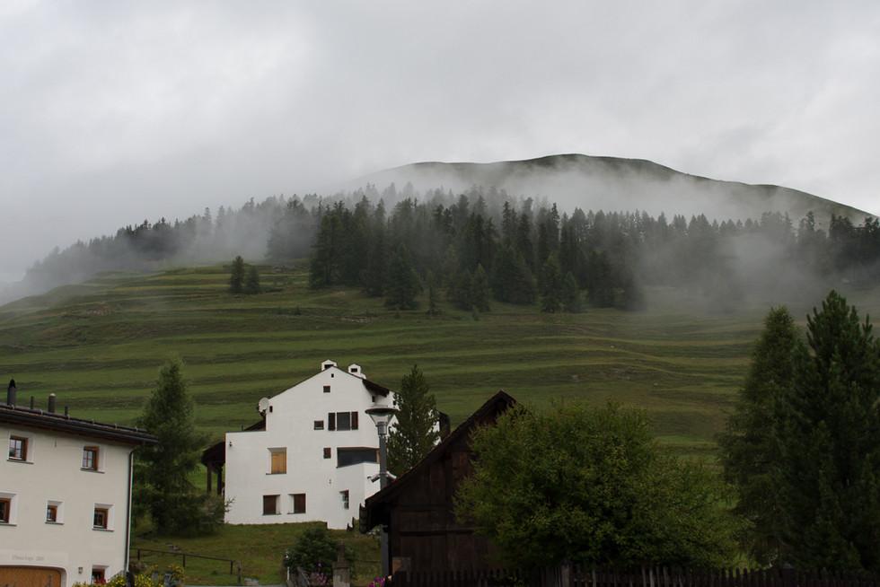SWITZERLAND - St. Moritz