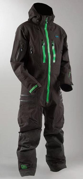 TOBE REX Monosuit- Jet Black