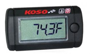 KOSO MINI LCD THERMOMETER