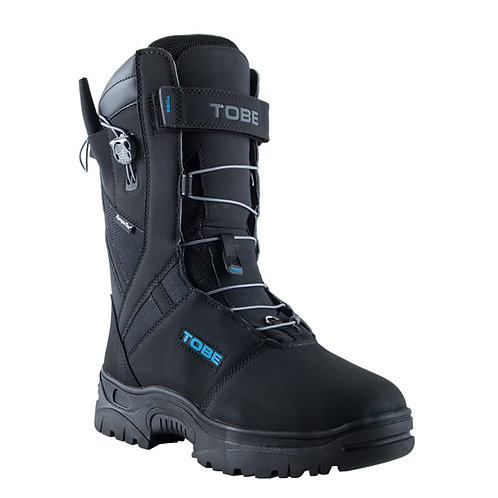 Contego Boot Speed- JET BLACK