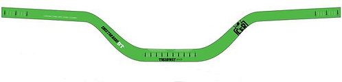 *PREORDER* Treadway 2.0 Bar Monster Green