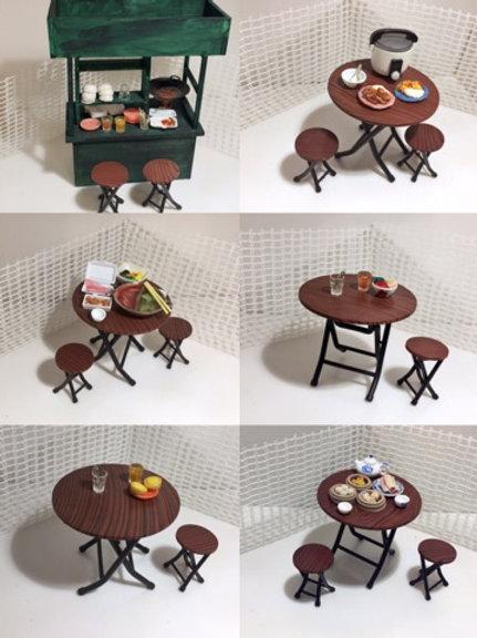【微型藝術情景模型班】Miniture Art Model Class