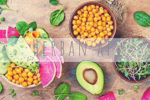Vegan Grocery List