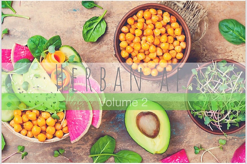 Herban AF Vol 2 E Book 💚