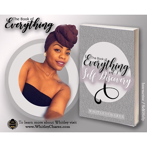 Book of Everything - Self Discovery