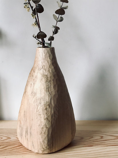 Large sycamore vase