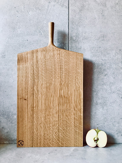 Oak chopping board - standard