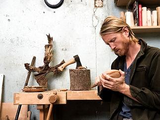 UK based designer and wood worker Jamie