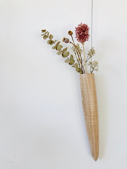 Hanging vase - natural