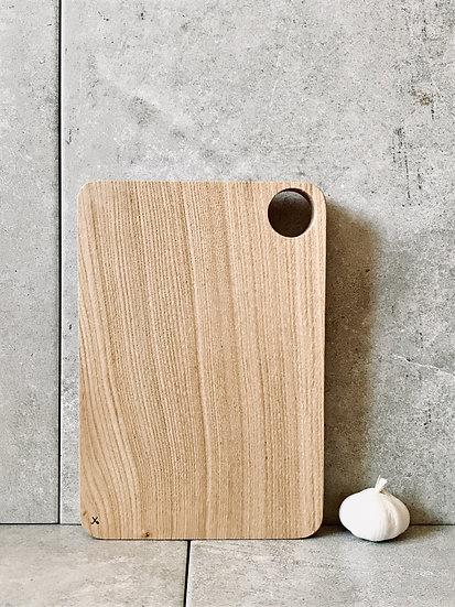 Oak 'picnic' board   mini chopping board