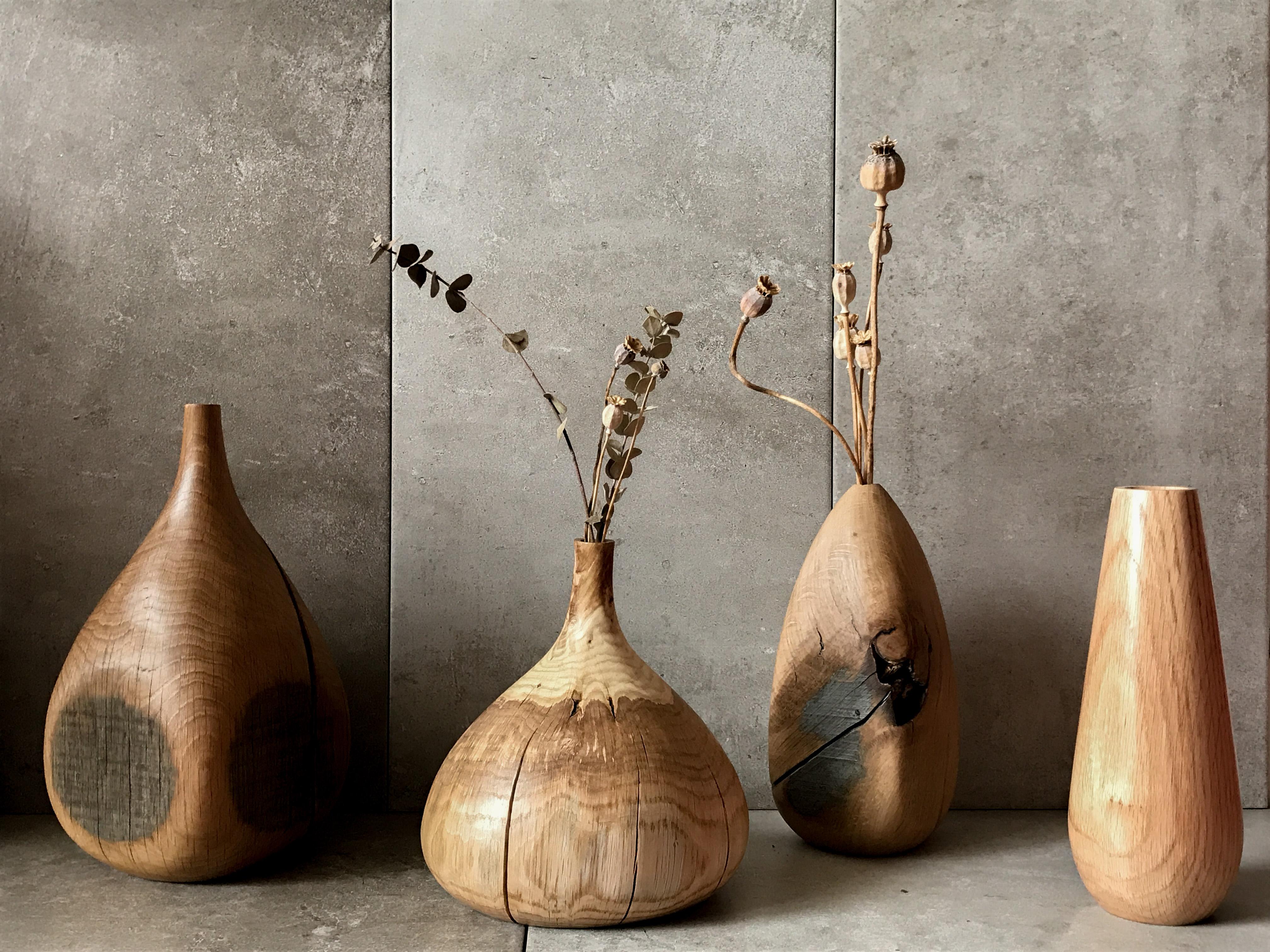 Hand carved wood work by Jamie Gaunt, Ke