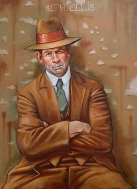 Harry Ellis- 1920's Sydney Gangster