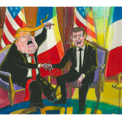 The Macron Squeeze