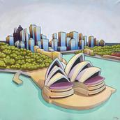 Sydney Oper House & Circular Quay