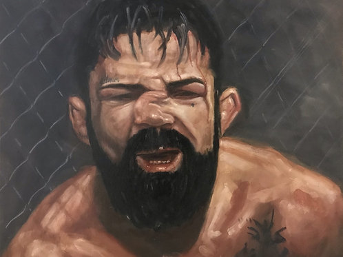 'Platinum' Mike Perry