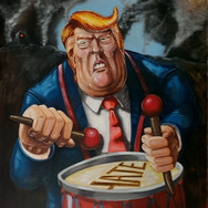 Bangin The Drum of Hate