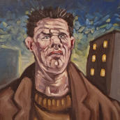 Peter Howson Study