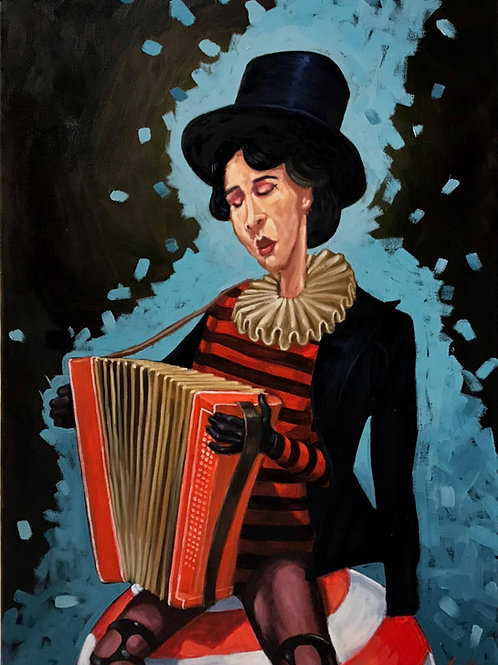 Accordioning To Her