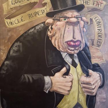 Rupert Murdoch - The Fear Controler