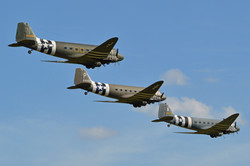 C-47 IN THE SKYE OF NORMANDY