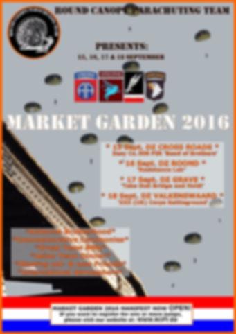 Operation Market Garden 2016