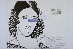 """""""Mary Shelley"""" pseudo Yowvarej"""
