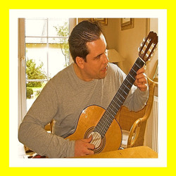 Florian Stollmayer Classical Guitar 500