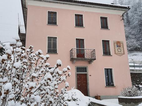 Ticino Snow