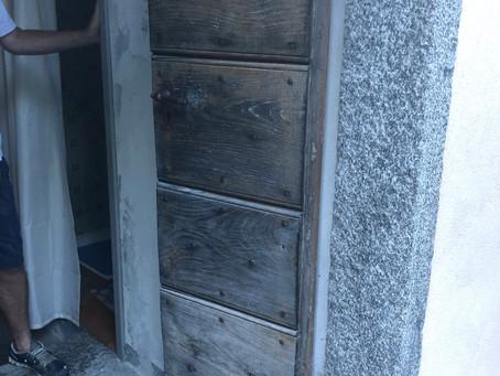 Back Door Renovation