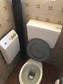 Lower Bathroom Toilet