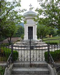 Grave Pagani's Grave