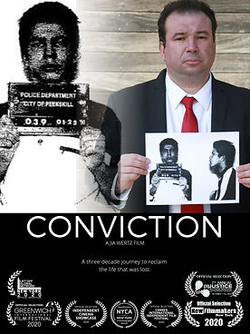 CONVICTION Official Poster 2020.07.18.jp