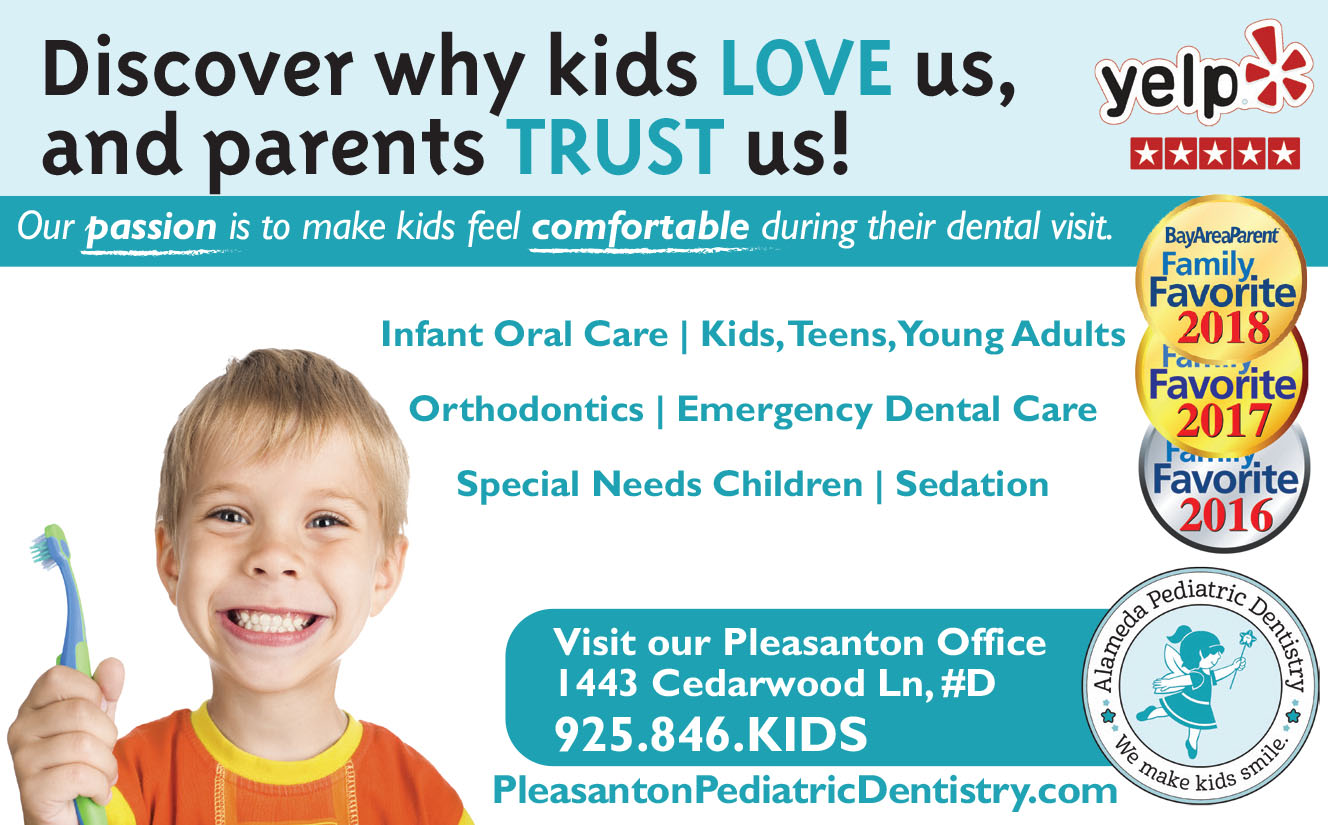 Pleasanton Pediatric Dentistry