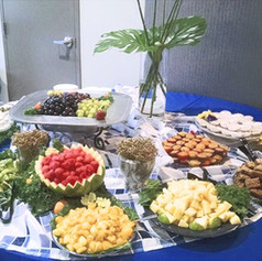 Business Luncheon - stay energized and full at your meeting with our delicious, boutique lunches!