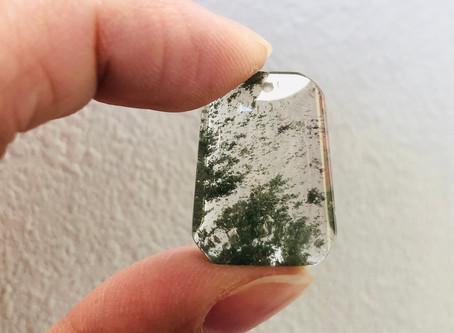 生活に緑を。オシャレに天然石で。
