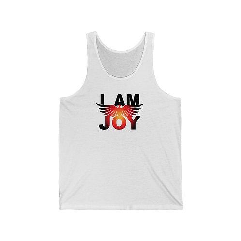 """"""" I AM JOY"""" Unisex Jersey Tank"""