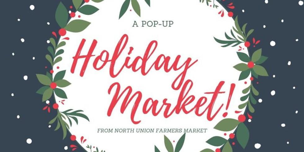 North Union Farmers Market Artist's Holiday Market
