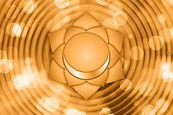 Muladhara - Sacral Chakra - Bija Mantra Vam - Crystal Amber or Citrine