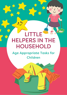 PNG Cover - Little Helpers In The Househ