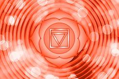 Muladhara - Root Chakra - Bija Mantra Lam - Crystal Red Jasper